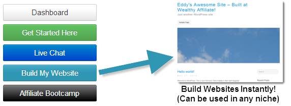 Building a Niche Website