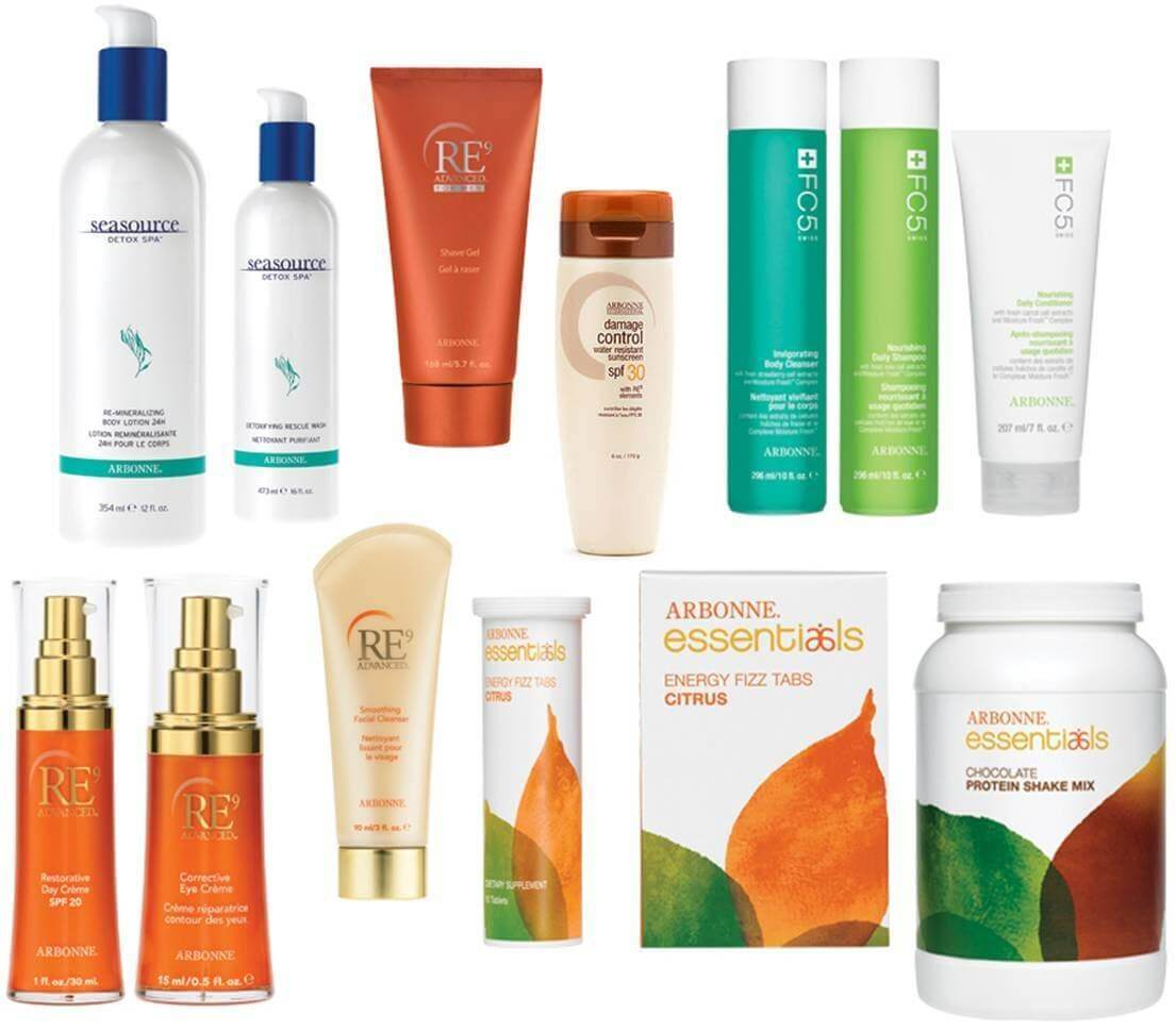 What Is Arbonne? Skin Care Products with MLM Wrinkles
