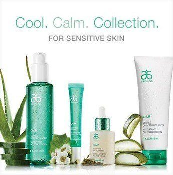 arbonne skin calm care sensitive line skincare consultant lines sign bath uses mlm wrinkles eye gel acne hair super independent