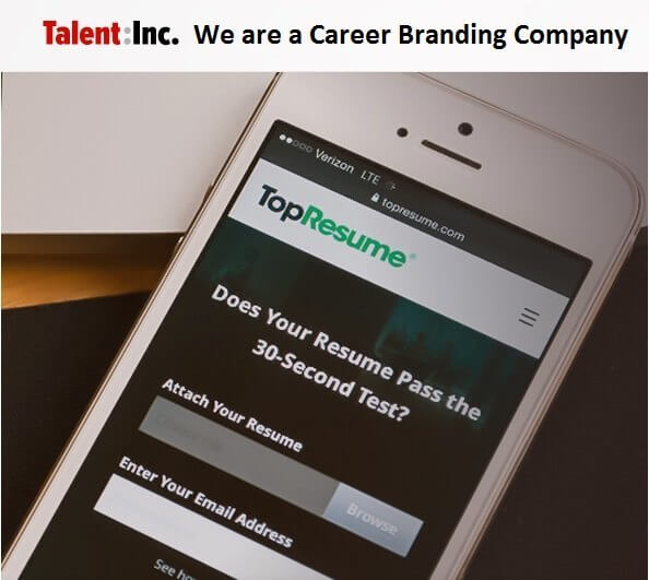 Get Paid To Write Resumes At Talent Inc Work At Home No Scams