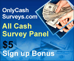 what is only cash surveys