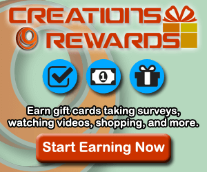 Creations rewards review