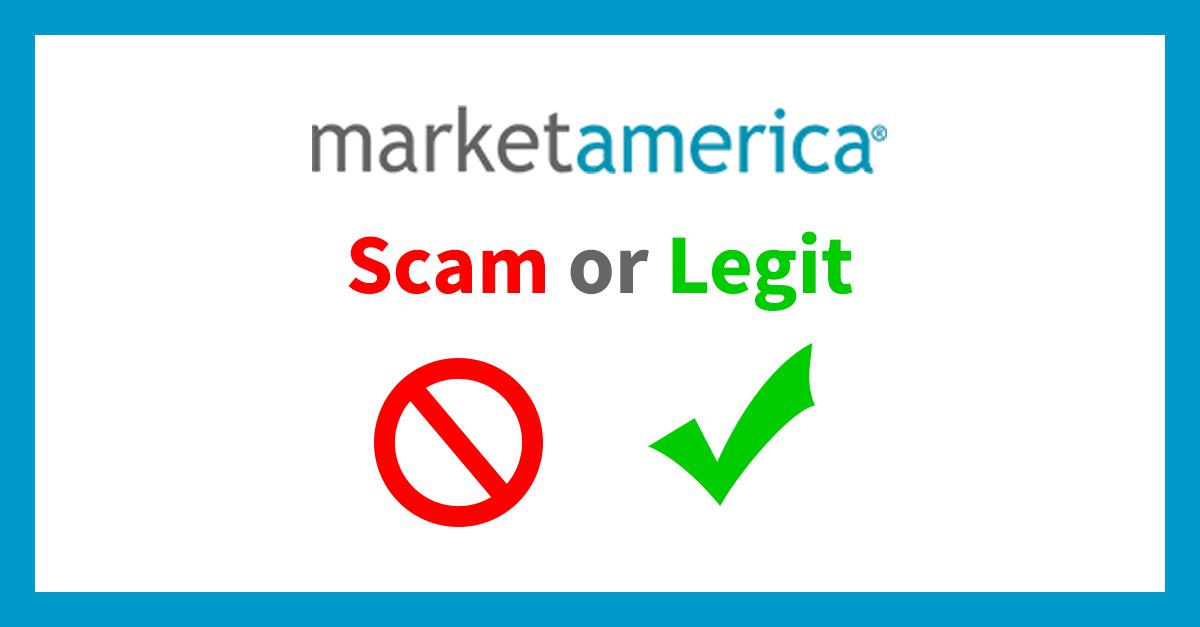 Market America Scam or Legit