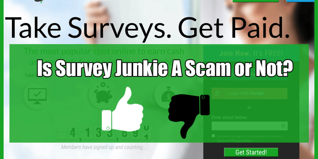 Survey Junkie 2019 Review: Legit or Time Wasting Scam? | Work At