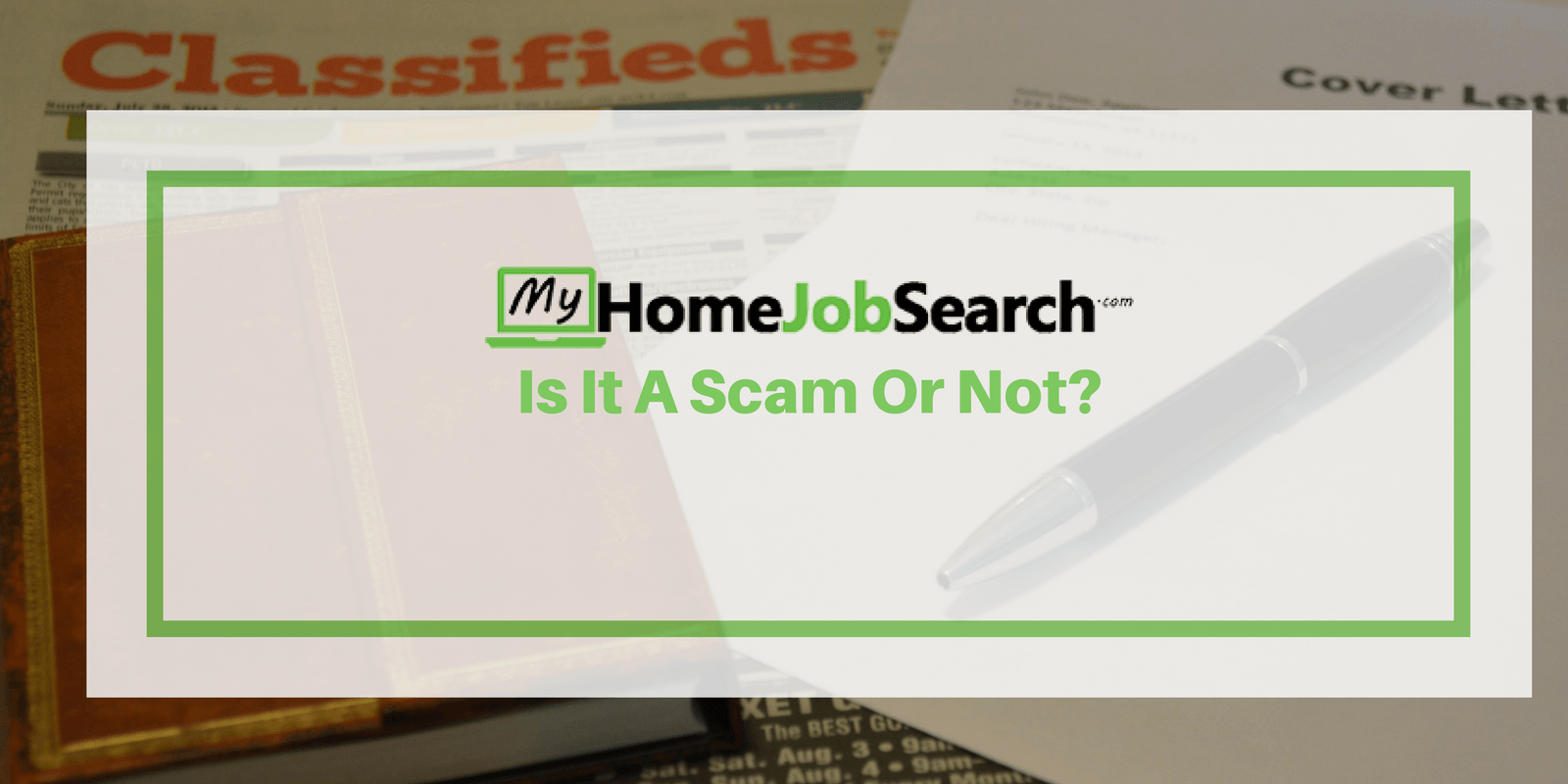 My Home Job Search Review: Is It A Scam or A Job Seeker\'s Dream?