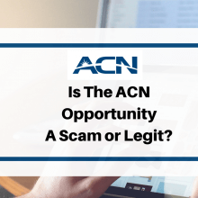 ACN Opportunity Scam or Legit