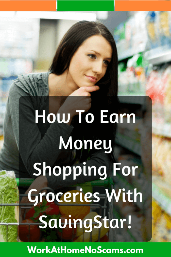 How To Earn Money Shopping For Groceries With SavingStar