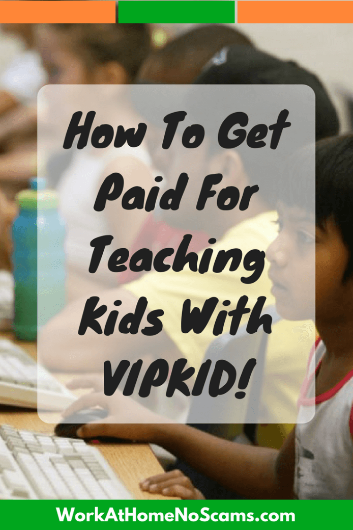 How To Get Paid For Teaching Kids With VIPKID