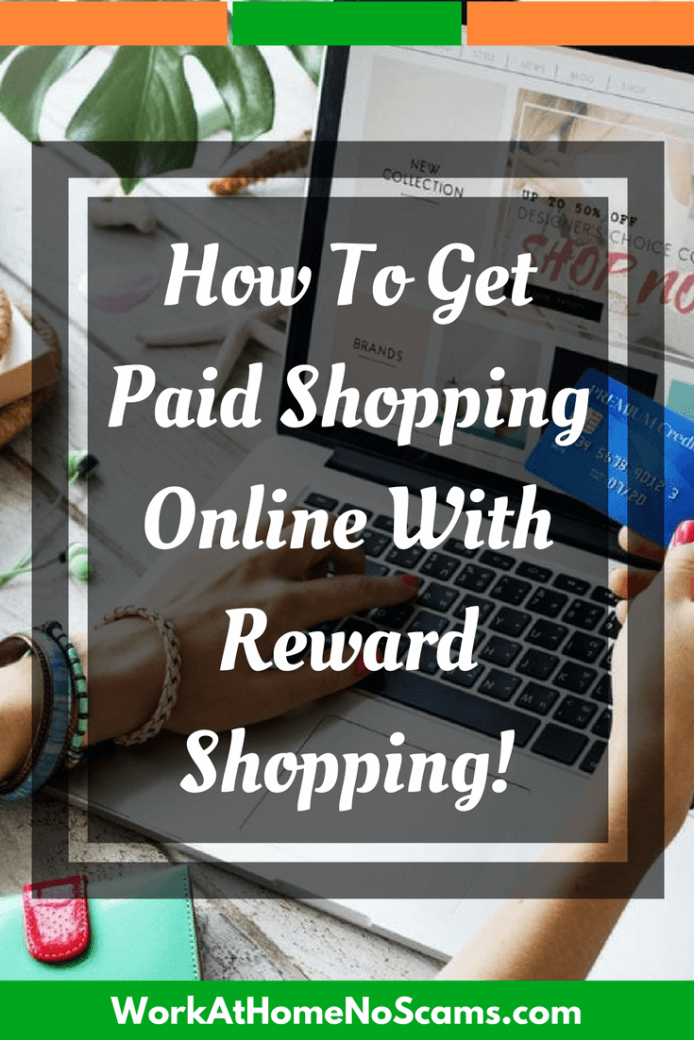 How To Get Paid Shopping Online With Reward Shopping