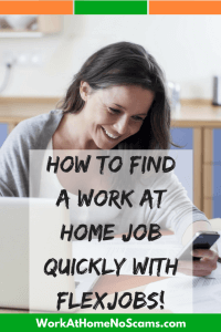 FlexJobs Review: Is It A Job Search Scam or Worth It? | Work At Home