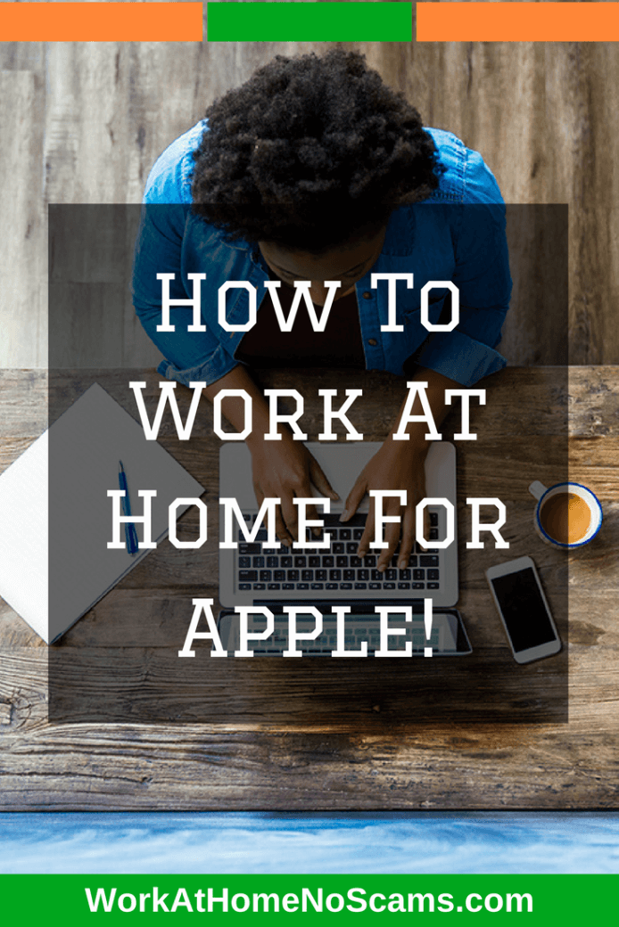 Apple At Home Advisor Review Is This A Real Work At Home Job Or