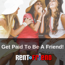 How To Get Paid To Be A Friend