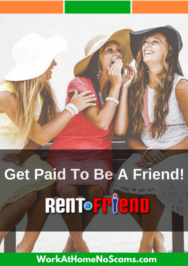 Rent A Friend Review: Get Paid To Be A Friend or Another