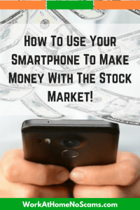 Make Money With The Stash Smartphone App