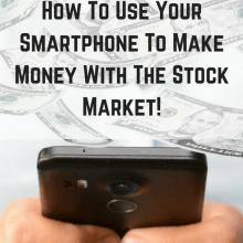 Make Money With The Stash Smartphone App