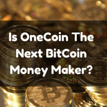 OneCoin Bitcoin Alternative