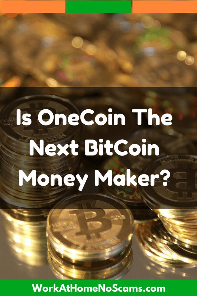 OneCoin Bitcoin Alternative