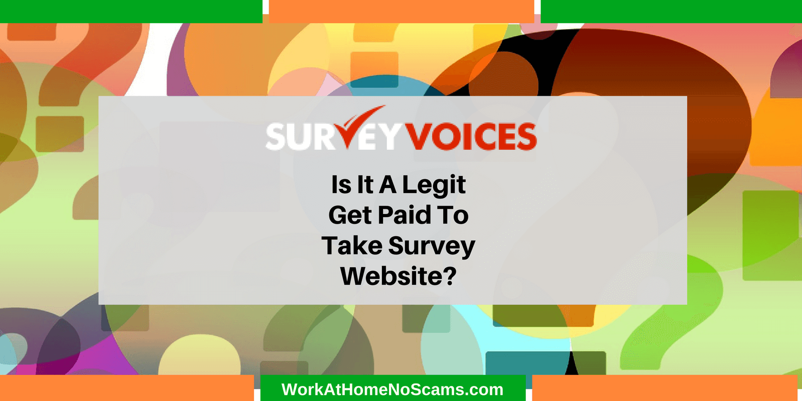 Survey Voices Review: Is It Legit or a Waste of Your Time?