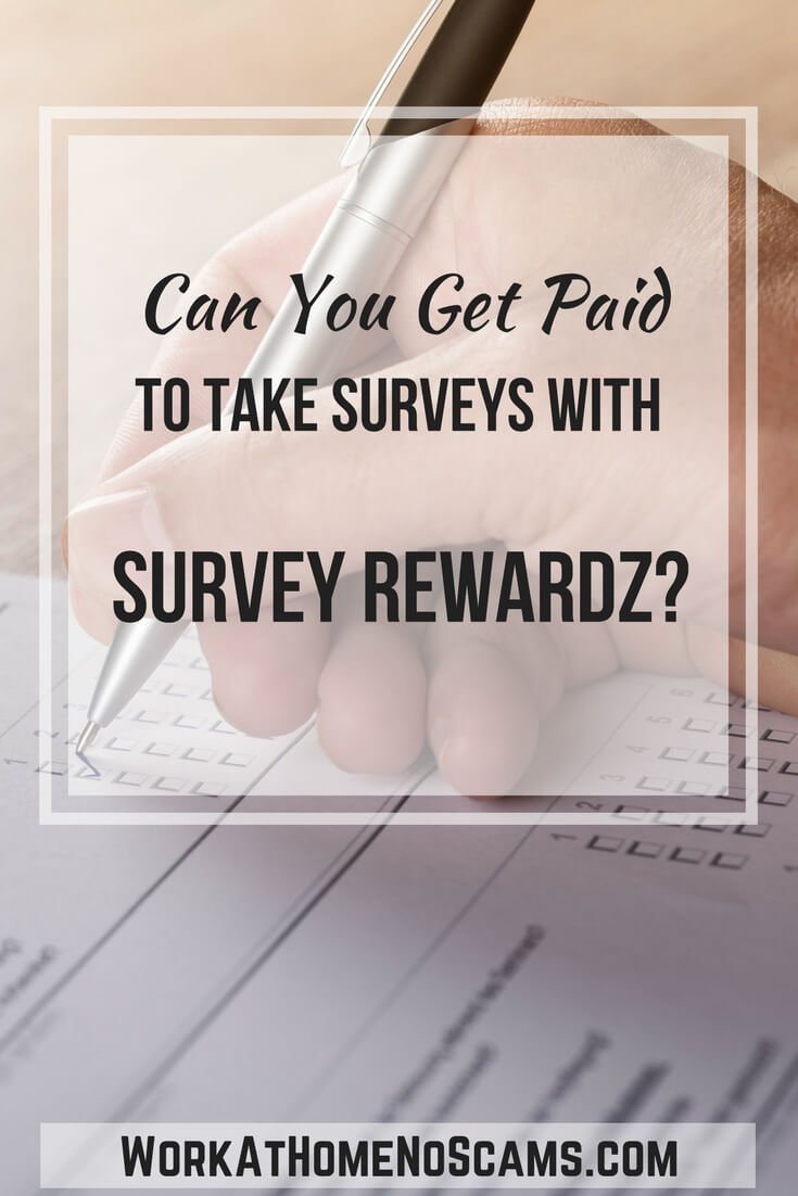 Survey Rewardz: Is it a Time Wasting Scam or Legit? | Work