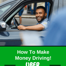 Make Money As An Uber Driver