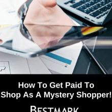 Bestmark Mystery Shopper Review