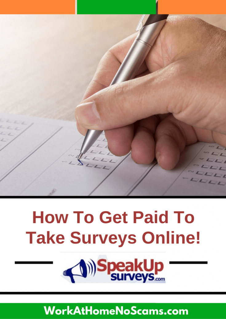 Speak Up Surveys Review Does It Pay Or Is It A Scam