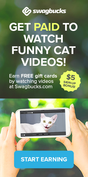 Get Paid To Watch Videos At Swagbucks