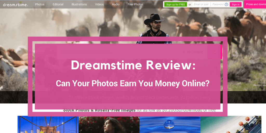 Dreamstime Review