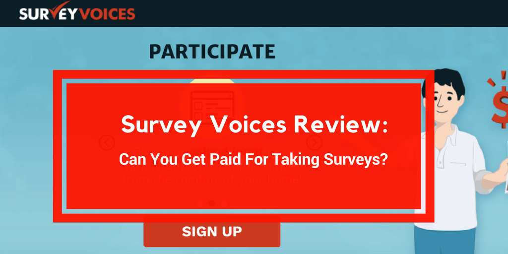 Survey Voices 2019 Review: Is It Legit or a Waste of Your