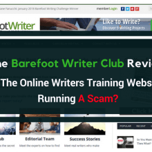 the barefoot writer club review