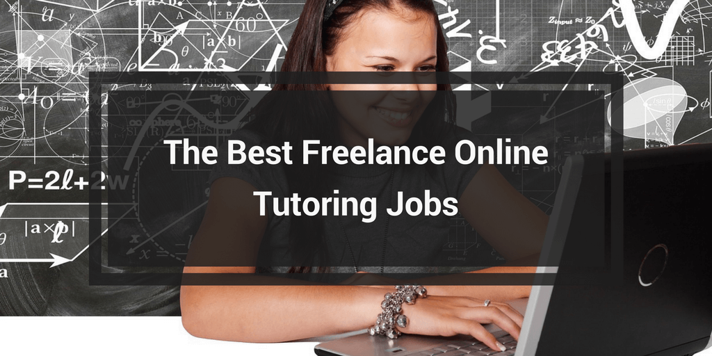 Work from home tutoring jobs