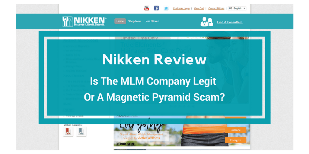 Nikken Review