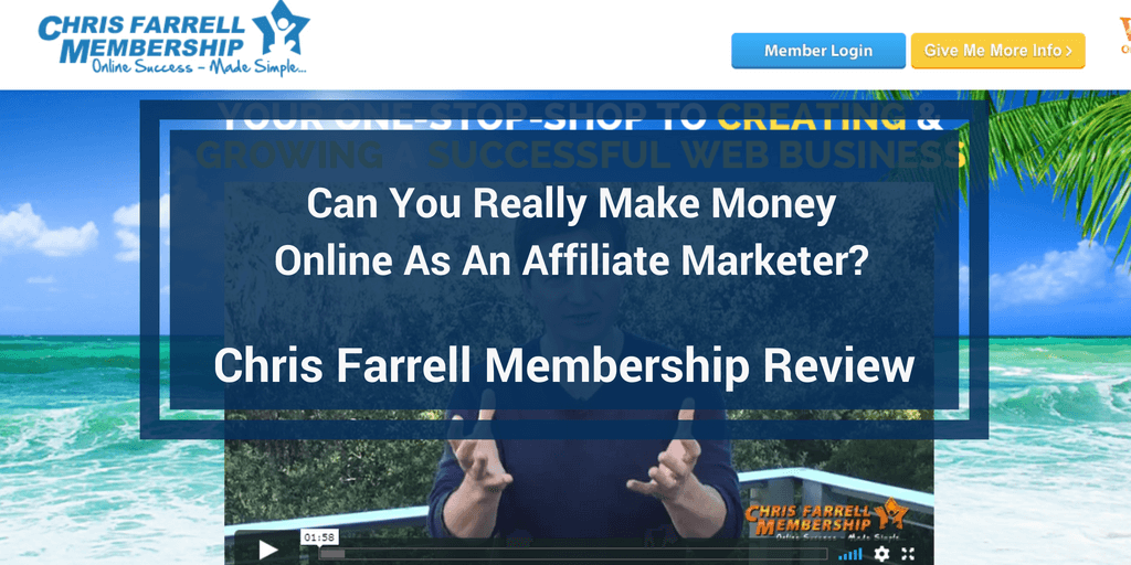 chris farrell membership review