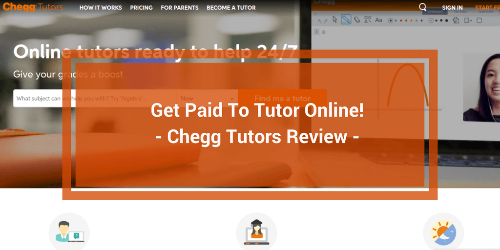 chegg tutors review