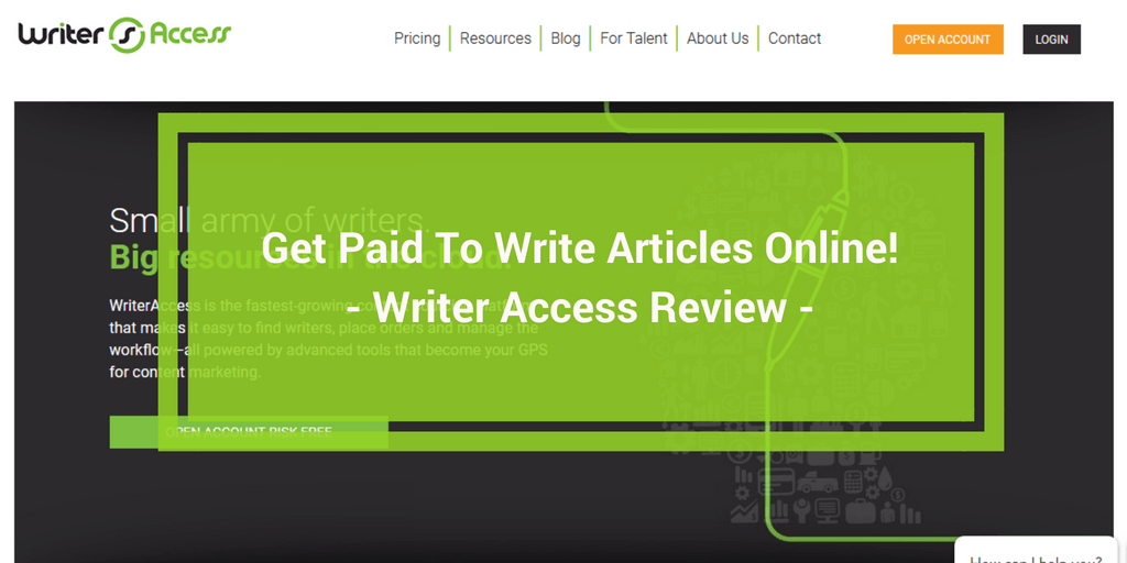 writer access review