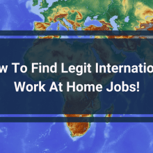 international work at home