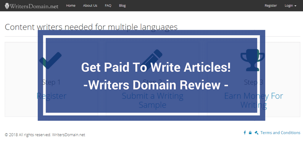 writers domain review
