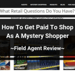 Field Agent Review