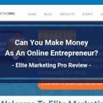 Elite Marketing Pro Review