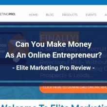 Elite Marketing Pro Review