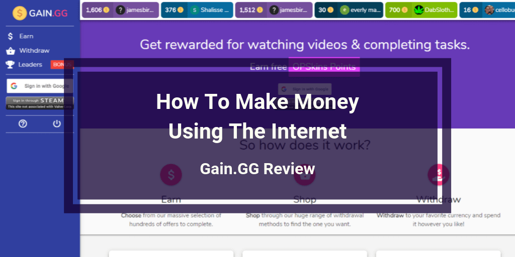 Gain.GG Review