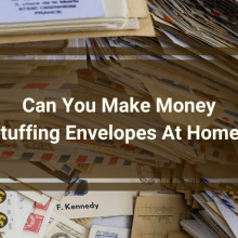Make Money Stuffing Envelopes