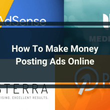 How To Make Money Posting Ads Online
