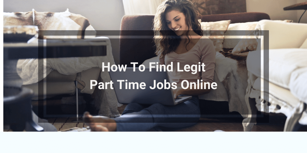 Online Part Time Jobs