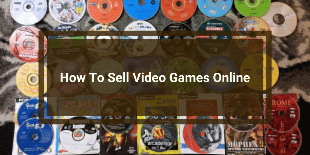 How To Sell Used Video Games Online