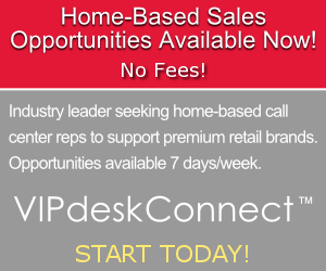 Home Based Customer Service Reps Wanted!